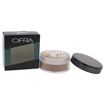 Ofra Derma Mineral Makeup Loose Powder Foundation for Women, Sun Tan, 0.2 Ounce