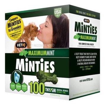 Minties Medium/Large Dog Treat - 40oz