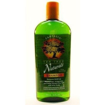 Fantasia Tea Tree Natural Shampoo 12 oz. (Case of 6) by Fantasia IC