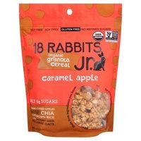 18 Rabbits, Inc 18 Rabbits, Cereal Caramel Aple Granola, 8 Oz (Pack Of 6)