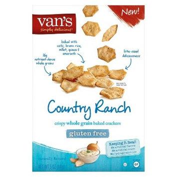 Van's® Country Ranch Crackers - 5oz