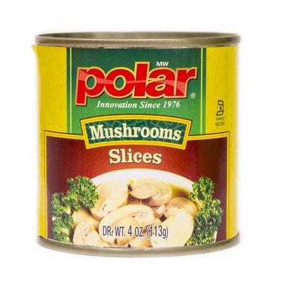 Bulk Buys Button Sliced Mushrooms 4Oz - Case of 12