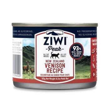 ZiwiPeak Canned Cat Food Venison 6.5 oz Case 12