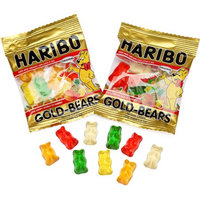 HARIBO Gold Bears, 22.8 Oz, Tub Of 54 Packs