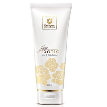 Designer Collection Fleur Exotic Hand & Body Lotion Cosway 200 ml / 6.76 fl oz by LITTLE BEE