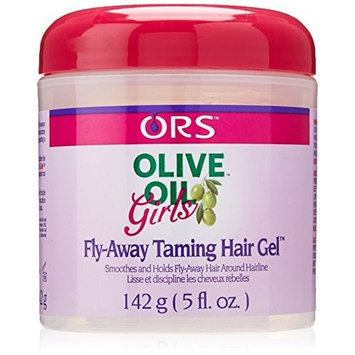 Organic Root Stimulator Olive Oil Girls Fly Away Taming Hair Gel, 5 Ounce by Organic Root Stimulator