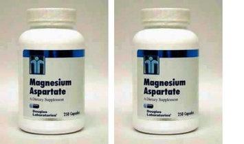 Douglas Labs Magnesium Aspartate 250 caps