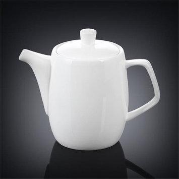 Wilmax 994006 650 ml Tea Pot White - Pack of 24