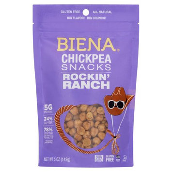 Biena Foods Biena, Chickpea Roasted Ranch, 5 Oz (Pack Of 8)