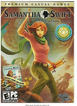 Mumbo Jumbo Samantha Swift and The Golden Touch - Windows