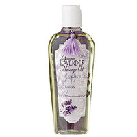 Sonoma Lavender Lavender Massage Oil 4 fl oz.
