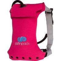 DolfinPack - Multi-Sport Hydration Pack - Pink & Grey