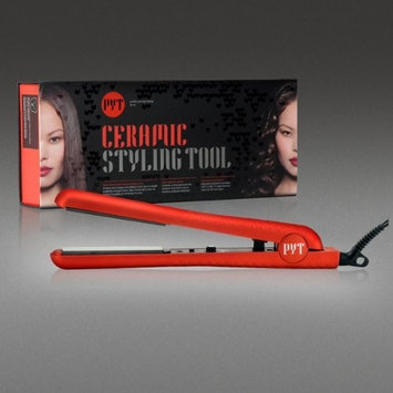 Pyt Professional Flat Iron Ceramic Hair Straightener Styling Tool Black