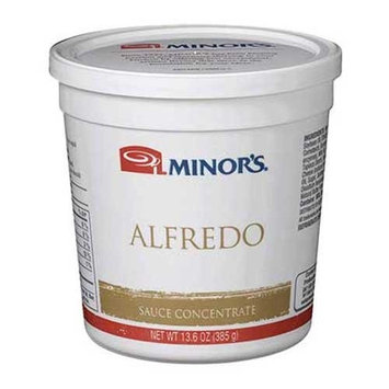 Nestle Minors Alfredo Sauce Concentrate, 13.6 Ounce - 6 per case.