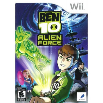 D3 Publisher Ben 10: Alien Force Wii Game D3PUBLISHER