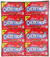 Lemonheads Cherryheads, 0.9-Oz Box, Pack Of 24