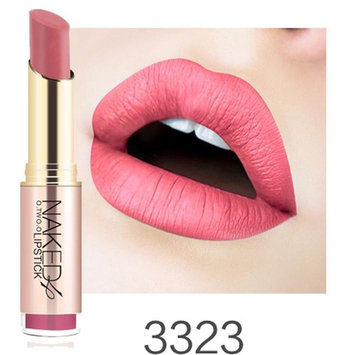 Matte Lipstick Makeup,SMYTShop Waterproof Moisturizing with Long Lasting Best Gloss Looking Lips for Women with Moisture and Lip Hydrating Ingredients That Stays On All Day (20 Colors:3323)