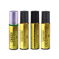Perfume Studio IMPRESSION Perfume Oil; A Collection of our Top Selling Oud Perfume VERSION Oils with SIMILAR Fragrance Accords to Designer Brands - 100% Pure Undiluted, No Alcohol (Not Original Brand)