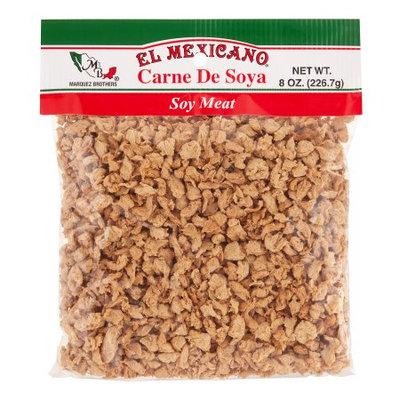 El Mexicano, Carne de Soya, 8 oz