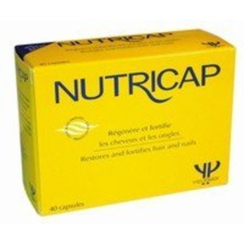Nutricap Hair Growth LARGE SIZE (120Capsules) Brand: Leritone