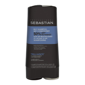 Coty Sebastian Trilliance Polishing Shampoo and Conditioner Duo
