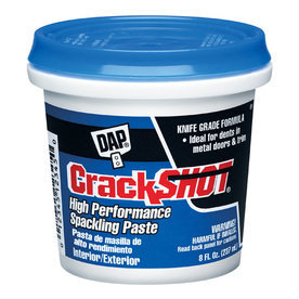 DAP 8-oz Crackshot Spackling 12376