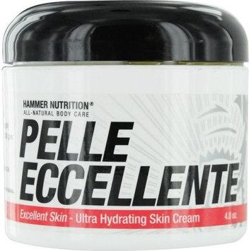 Hammer Nutrition Pelle Eccellente Skin Cream 4, Oz Petroleum-Free