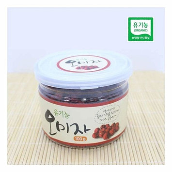 Omija Tea 100G Schisandra, Product of Korea, 오미자
