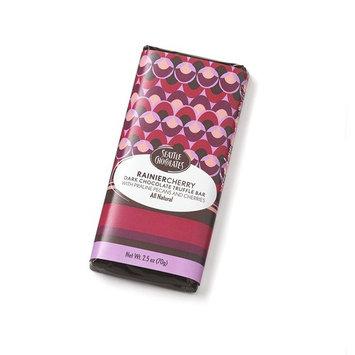 Seattle Chocolates Bar, Rainier Cherry, 2.5 Ounce (Pack of 12)