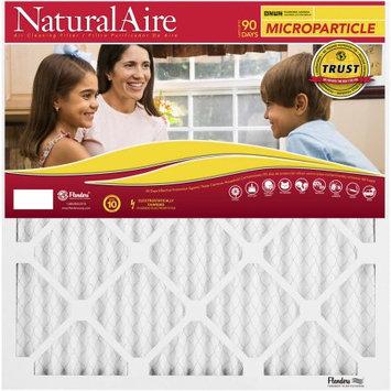 Naturalaire Flanders Corporation 12 Packs 10x20x1Pleat Nat Filter