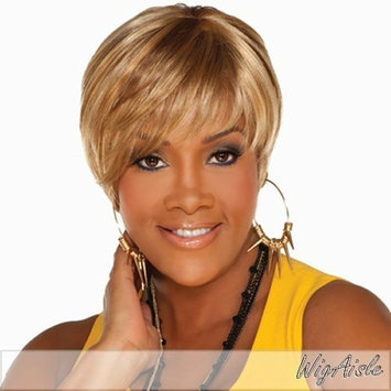 MAPLE-V (Vivica A. Fox) - Synthetic Full Wig in DARK BROWN