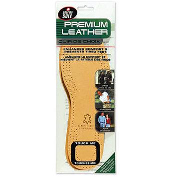 Men's Genuine Leather Insoles Insert Men Size 10/11