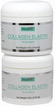 Lawrens Collagen Elastin Cream Twin Pack