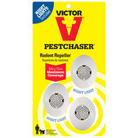 Victor 3-Pack Electronic Victor Mini Pestchasers with Night Lights M753SN