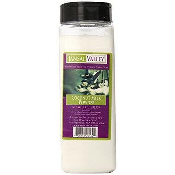 Jansal Valley Coconut Milk Powder, 15 Ounce