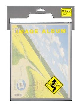Itoya ZigZag Frost Image Albums