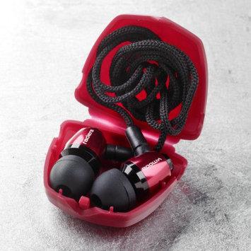 V-moda - Faders Vip Tuned Metal Earplugs - Rouge