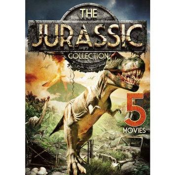 Alliance Entertainment Llc 5 Movie Jurassic Collection (dvd)