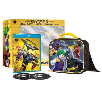 Warner Brothers The LEGO Batman Movie (Blu-ray + DVD + Digital HD + Lunchbox)