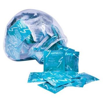 Hugger Slimmer Fit Lubricated Condom