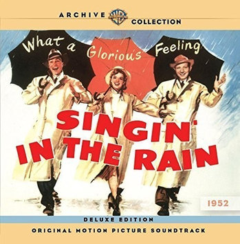 Alliance Entertainment Llc Singin' In The Rain - Cd - Deluxe Edition Original Soundtrack