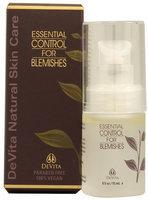 Devita Natural Skin Care Essential Control For Blemishes