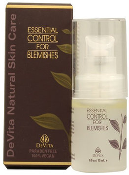Devita Natural Skin Care Essential Control For Blemishes