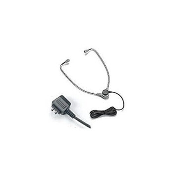 Vec Aluminum Stethoscope Style Headset for Dictaphone AL-60DP