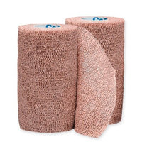 Co-Flex-Nl Self-Adherent Bandages 2 in. x 5 yd./Rainbow Pack/Case of 36