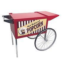 Paragon Vintage Pop Large Popcorn Cart