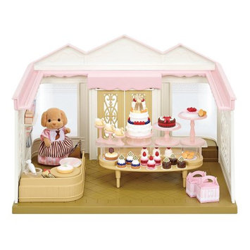 Village Cake Shop - Doll House by Calico Critters (CC1739)