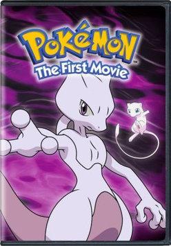 Pokemon: The First Movie - Mewtwo Strikes Back DVD