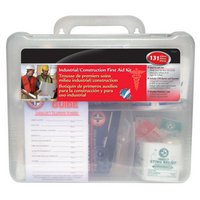 3M Industrial/Construction First Aid Kit - 130 Pieces