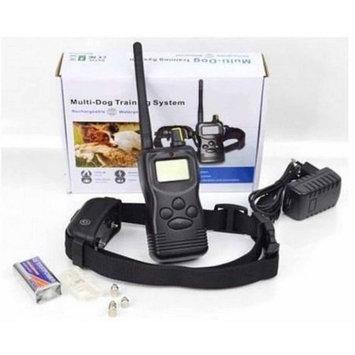 ALEKO TS-TC02 Multi-Dogs Training System Remote Dog Collar for 1 Dog
